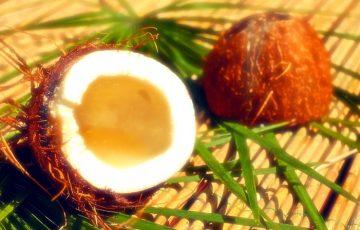 ココナッツオイルの効能・効果