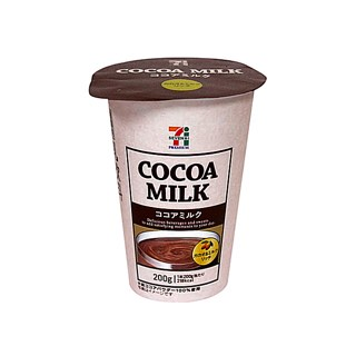 セブンイレブン チルド ココアミルク