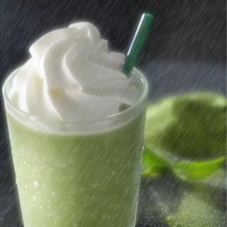 スタバ・抹茶クリームフラペチーノ