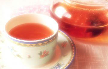 ノンカフェイン紅茶