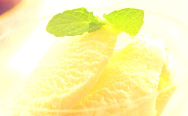 低カロリーアイス