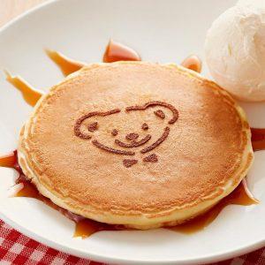 キッズ ベアフルパンケーキ